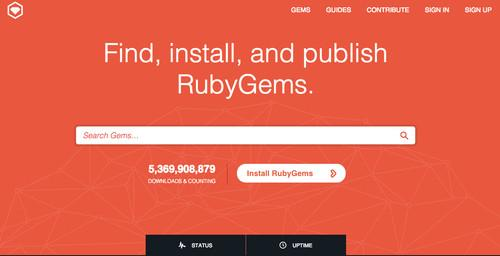 RubyGem has released a second fix for a flaw that could be used to substitute a legitimate Ruby program with malware during downloading.