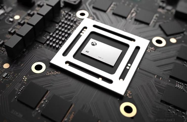 Microsoft is 'making sure' first-party Scorpio games run at native 4K