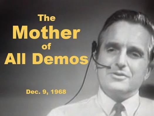 In Pictures: The Mother of All Demos - The 1968 presentation that sparked a tech revolution
