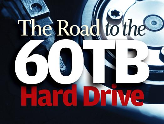 In Pictures: The road to the 60TB hard drive