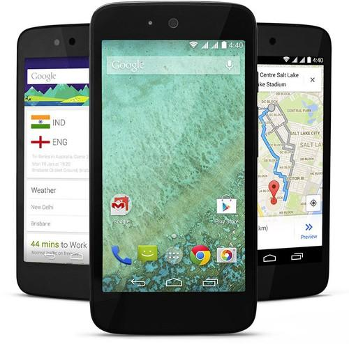 google debuts first low cost android one phones in india. Black Bedroom Furniture Sets. Home Design Ideas