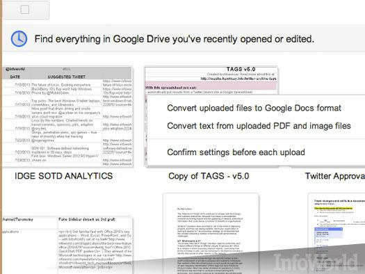 In Pictures: 25 tips and tools to make Google Drive better