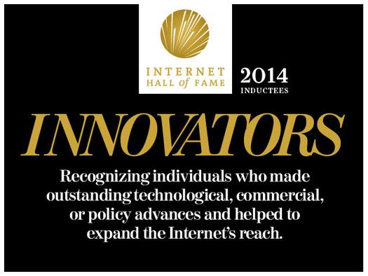 In Pictures: Meet the 2014 Internet Hall of Fame Inductees
