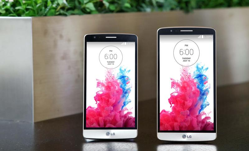 Small phone wars: LG enters the arena with the G3 Beat