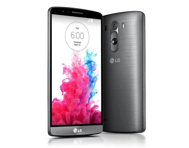 Underdog LG leapfrogs Samsung, HTC with 1440p G3 smartphone