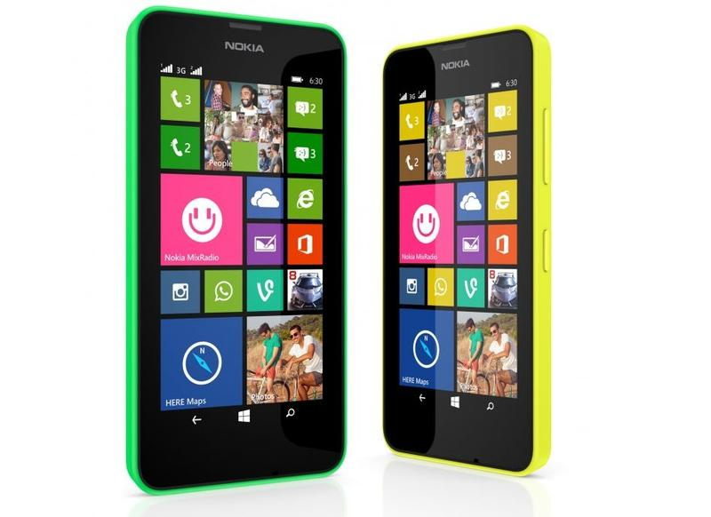 Nokia launches the first dual-SIM Windows Phone