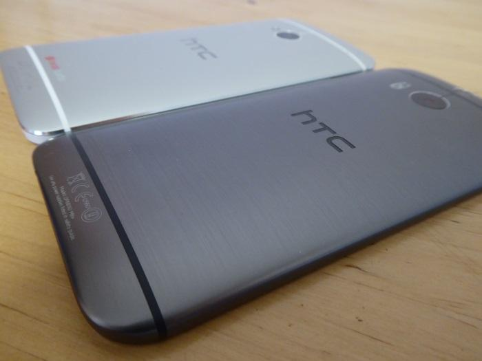 Hands-on with the HTC One M8 (17 photos)