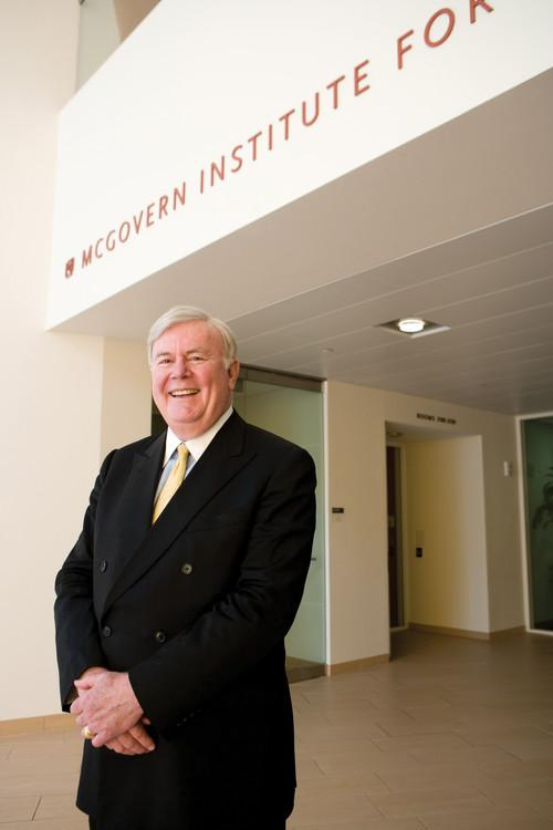 IDG Founder and Chairman Patrick J. McGovern dies at 76