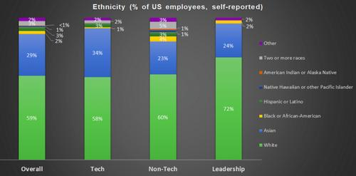 Twitter employees mainly male and white, says it has 'lot of work to do'