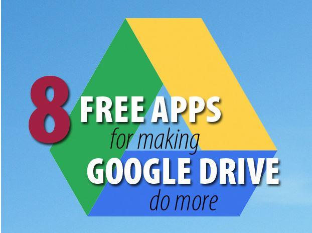 In Pictures: 8 free apps that pump up Google Drive