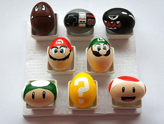 IN PICTURES: Geekiest/techiest Easter eggs
