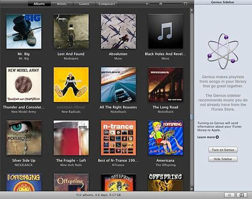 In Pictures: 10 years of the iTunes Store