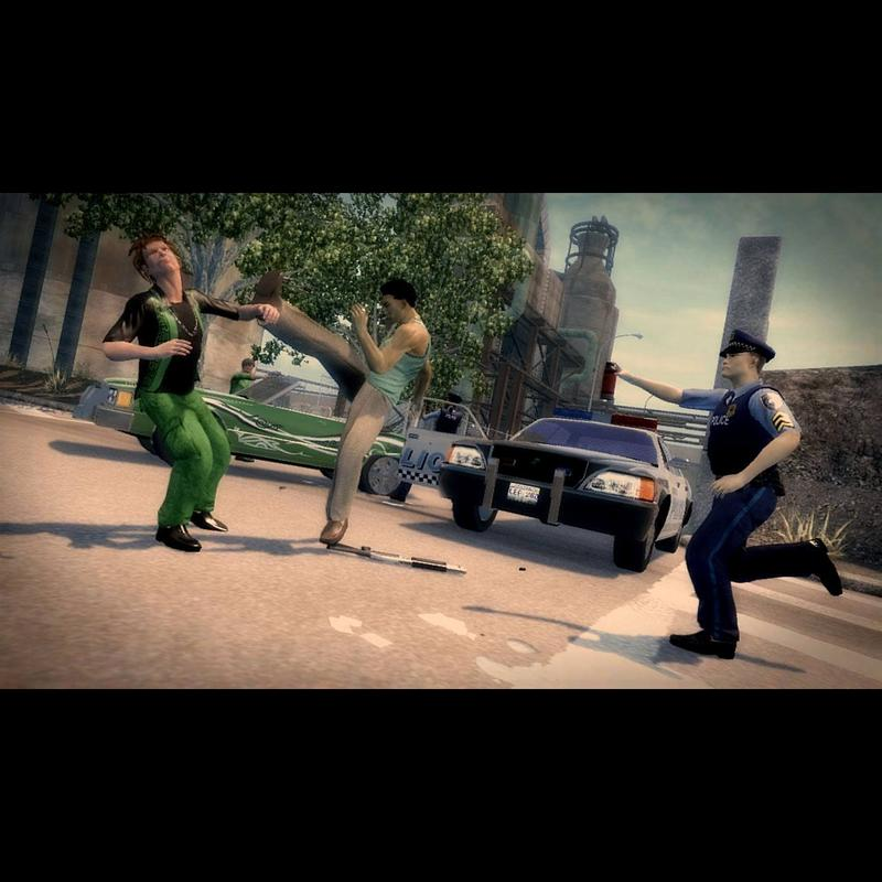 Saints Row 2: New screens