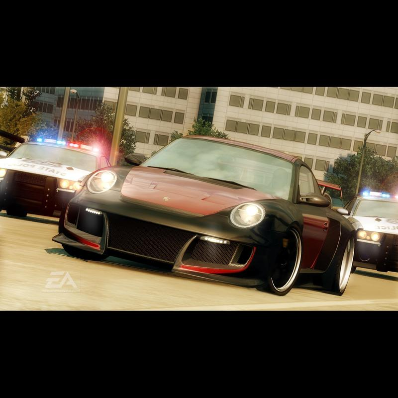 Need for Speed goes undercover for its latest outing