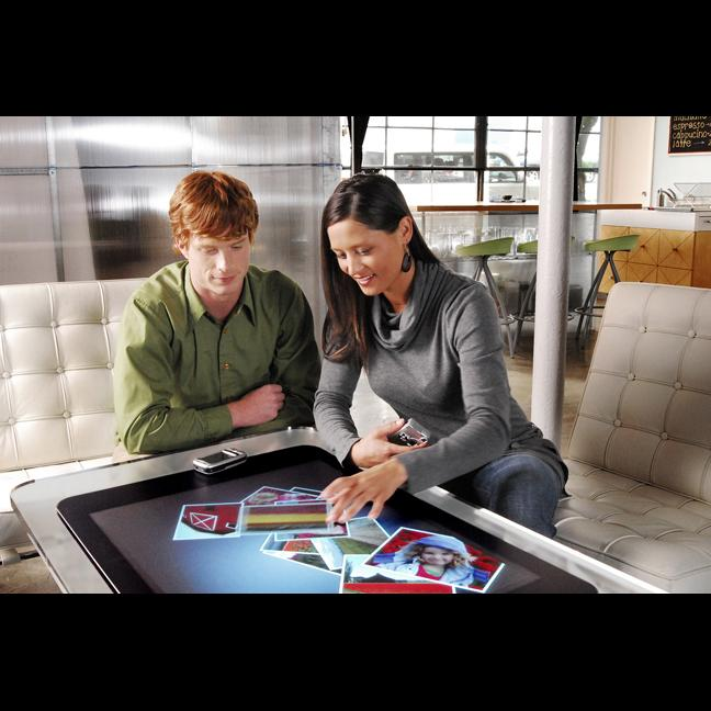 Touch screens come of age