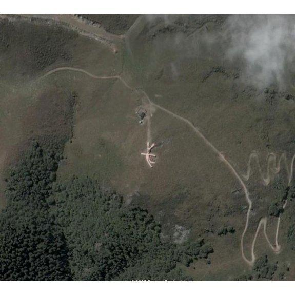 In Pictures: The Strangest Sights in Google Earth