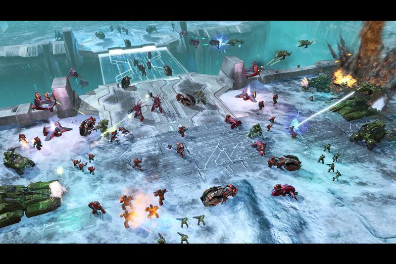 The latest low-down on Halo Wars