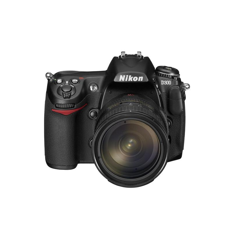In Pictures: Nikon D300