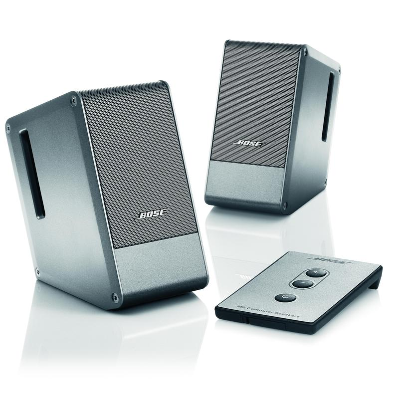 In Pictures: Bose releases new Computer MusicMonitor speakers