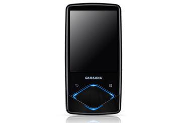 Samsung's new MP3 players