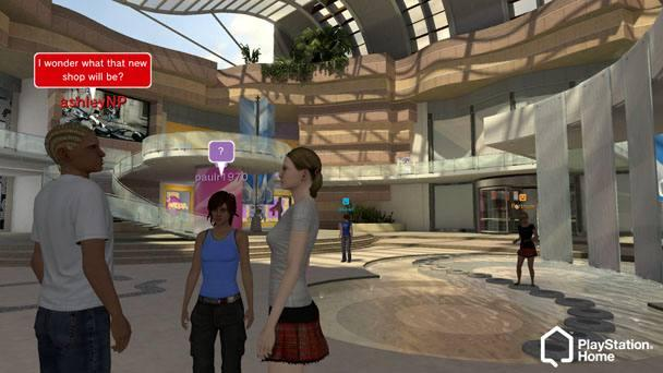 In pictures: PlayStation Home
