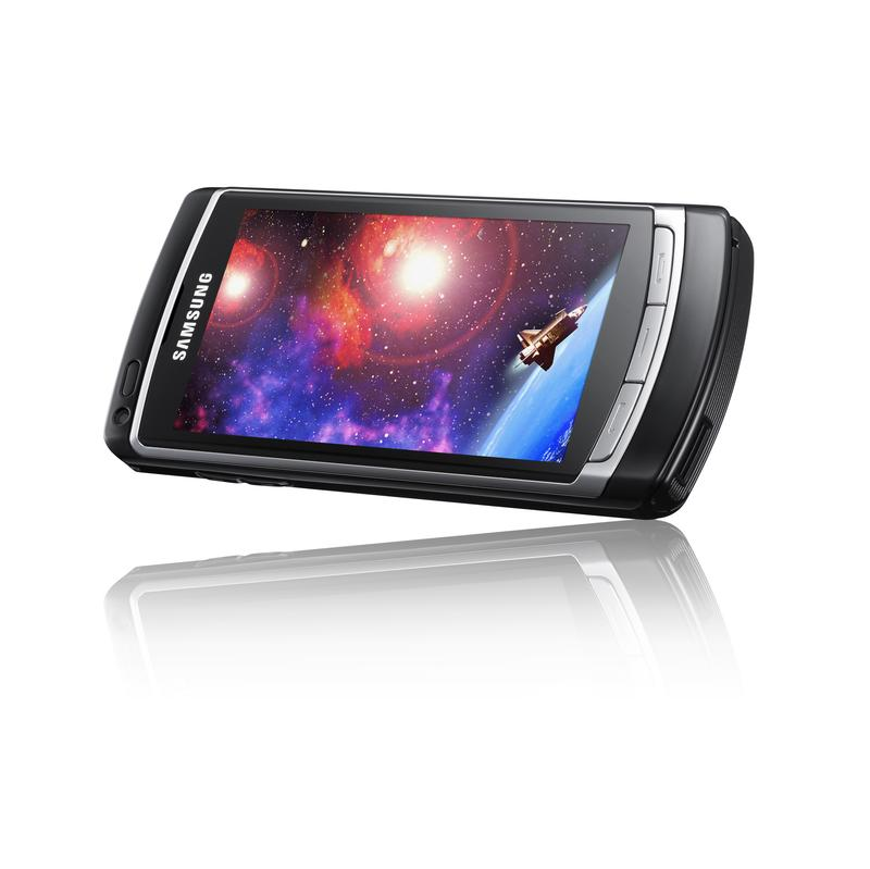 Slideshow: Samsung Omnia HD mobile phone
