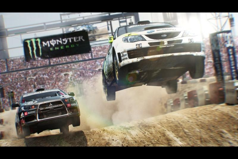 DiRT 2 races onto dusty monitors soon