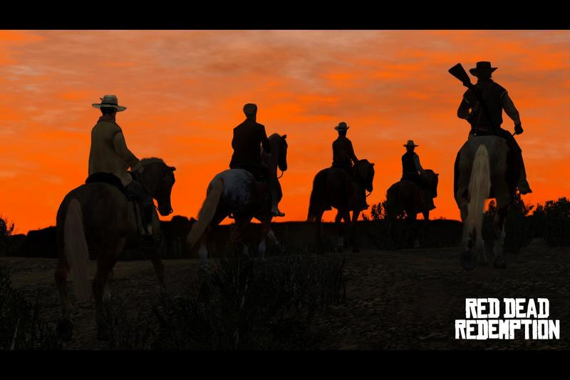 Rockstar announces Red Dead Redemption