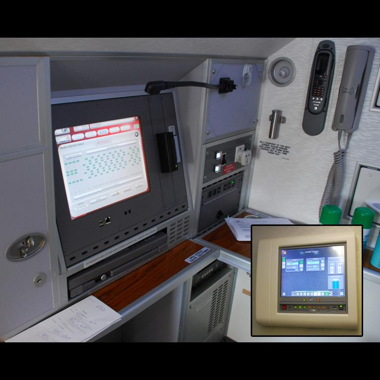 Linux and luxury: Behind the scenes on the Emirates Airbus A380