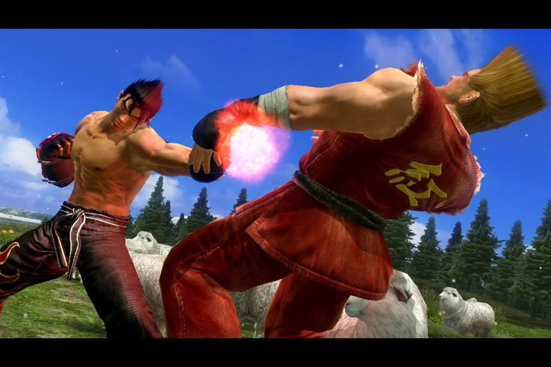 In pictures: Tekken 6