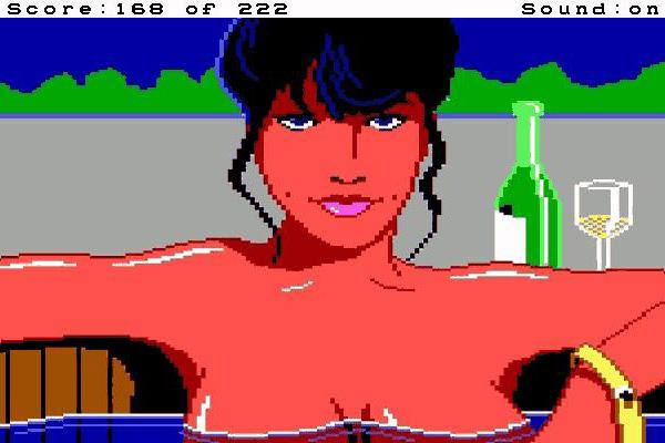 Lounge Lizard Ladies: the women of Leisure Suit Larry