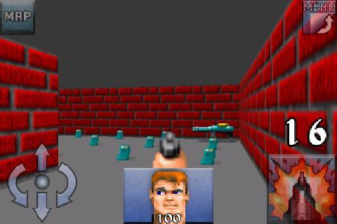 Wolfenstein 3D is back -- and it's on the iPhone!
