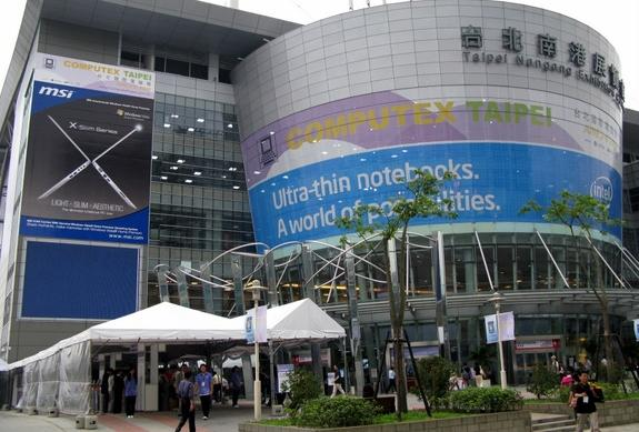 Computex 2009: First day highlights from Asia's largest tech show