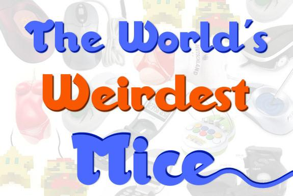The world's weirdest mice