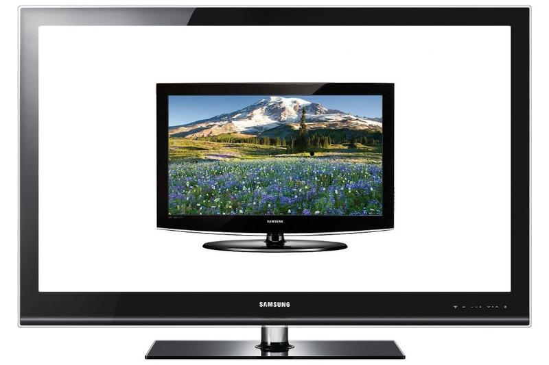 Tech bargains: 46in Samsung LCD television with a free 22in LCD and more!