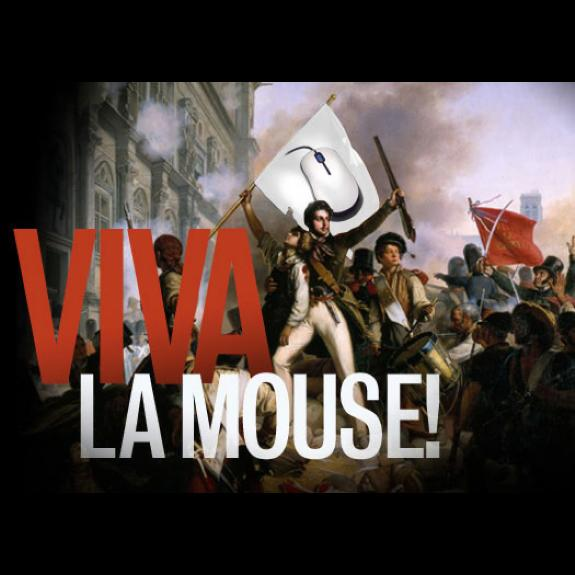 Long live the mouse!