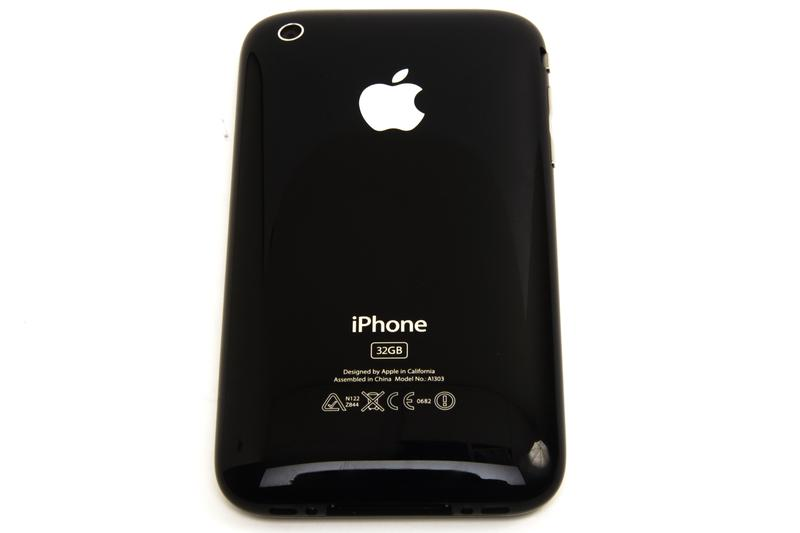 Un-boxing the Apple iPhone 3GS