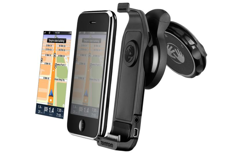 In pictures: TomTom for iPhone
