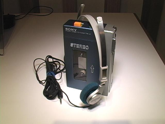 Happy birthday! The Walkman turns 30