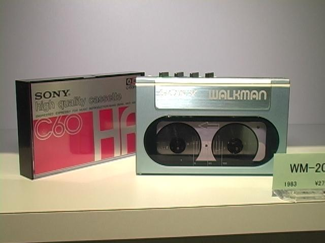 Sony Walkman turns 30: memories of an iconic gadget