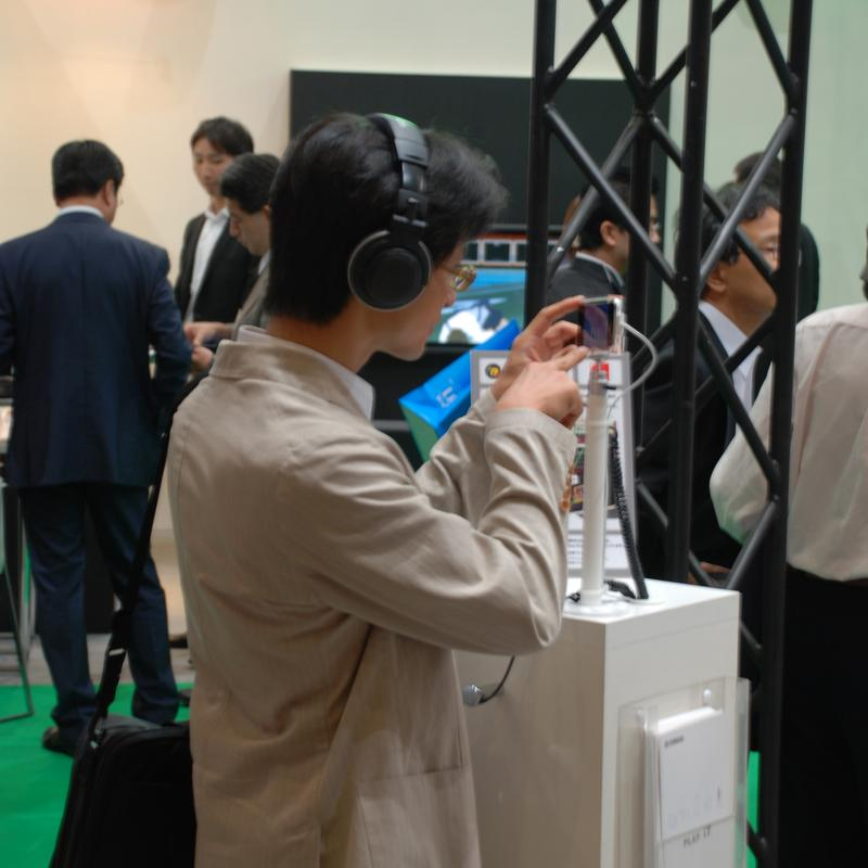 CEATEC: New gadgets, prototypes debuted this week in Japan