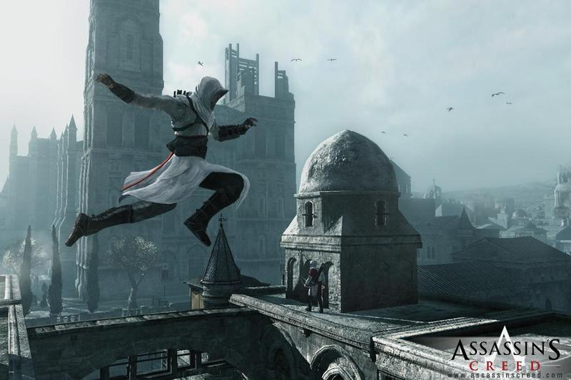Assassin's Creed In Pictures
