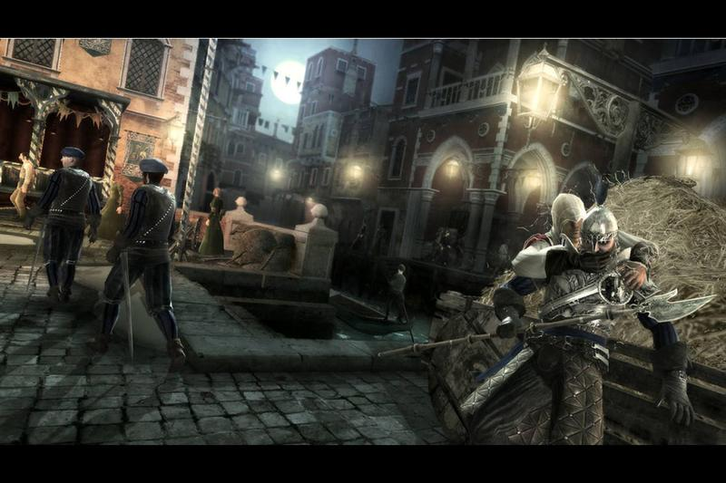 Assassin's Creed II screenshots
