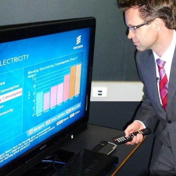 In pictures: Ericsson opens next-gen IPTV centre (updated)