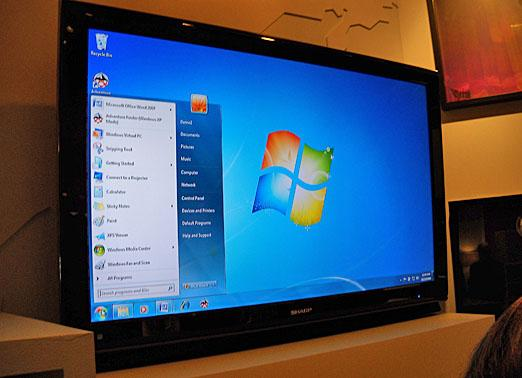 Windows 7 in Pictures: The Coolest New Hardware