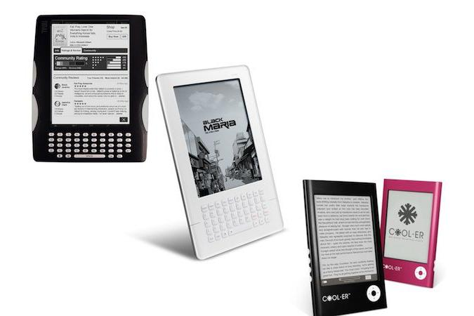 2010: Year of the e-reader
