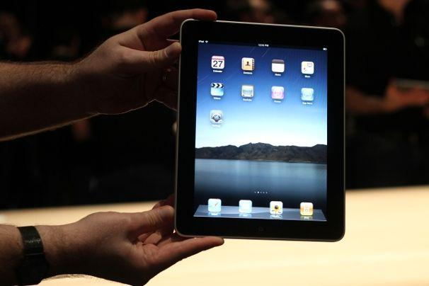 Apple iPad: A hands-on tour in Pictures