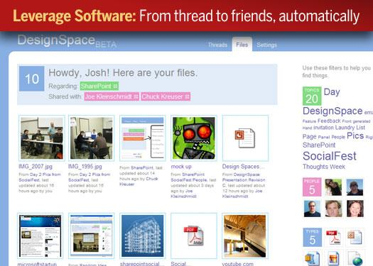 Seven social SharePoint apps built in a week