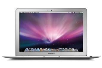 MacBook Air Versus PC Ultraportable Laptops