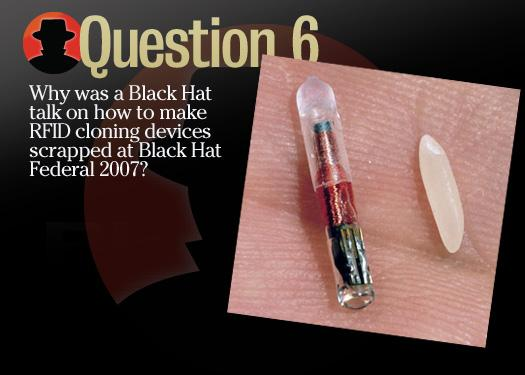 Black Hat's most notorious incidents: A quiz
